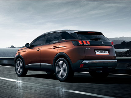 gamme Peugeot 3008