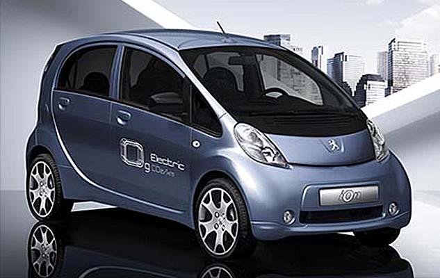 Electrique Peugeot