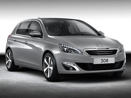 gamme peugeot 308